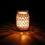 Crochet Jam Jar ~ Annemarie's Haakblog