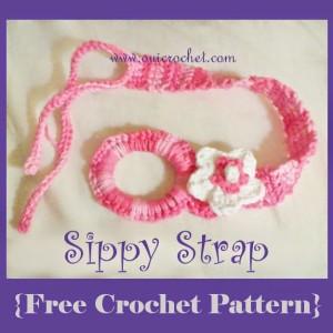 Sippy Strap ~ Oui Crochet