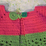 Bahama Warmth Capelet by Craftybegonia