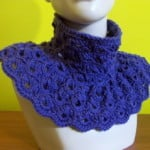 Broomstick Lace Cowl ~ CrochetN'Crafts