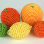 Amigurumi Citrus Collection ~ Planet June