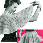 Turnabout Apron by Free Vintage Crochet