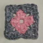 Small Crocheted Motif Pattern Using Recycled Plastic Bags ~ My Recycled Bags
