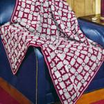 Tally Ho Afghan ~ Free Vintage Crochet