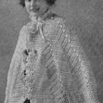 Cape ~ Free Vintage Crochet