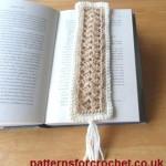 Bookmark ~ Patterns For Crochet