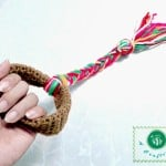 Crochet Dog Toy ~ Maz Kwok's Designs