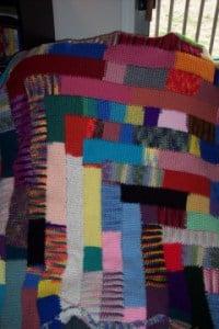 Herringbone Bricks by The Happy Hooker