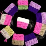 Quick and Easy Crocheted Coffee Cup Cozey ~ Cats-Rockin-Crochet