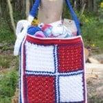 Stitch'n Style Handbag by Pattern Paradise