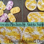 Microwave Pinchers ~ DragonFlyMomof2 Designs