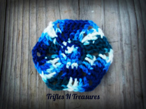 Plain Hexi and a Beach Bag by Tera Kulling of Trifles N Treasures