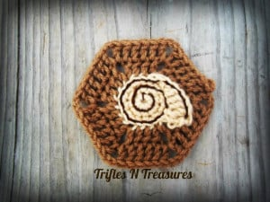 Seashell Hexi by Tera Kulling of Trifles N Treasures