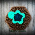 Turtle Hexi by Tera Kulling of Trifles N Treasures