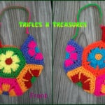 Flower Child Bag ~ Tera Kulling - Trifles N Treasures