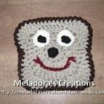 Bread Motif by Meladora's Creations