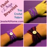 Chain Wrap Bracelet ~ Jessie At Home