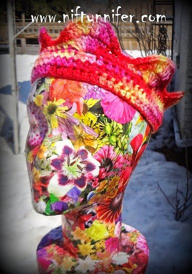 Basically Beautiful Crown by Jennifer Gregory of Niftynnifer's Crochet & Crafts