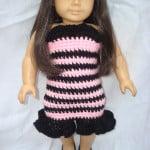 Frilly Sweater Dress ~ NyanPon.com