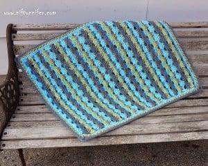 Baby Blue Blanket ~ Jennifer Gregory - Niftynnifer's Crochet & Crafts