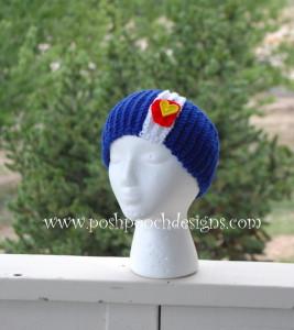 Colorado Headband - Earwarmer by Sara Sach from Posh Pooch Designs