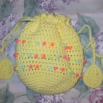 Suzie's Beaded Easter Bag ~ Suzies Stuff