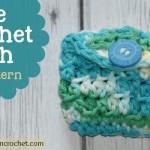 Little Crochet Pouch ~ Oombawka Design