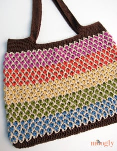 Moroccan Market Tote by Moogly