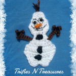 Kody's No-Man Applique ~ Tera Kulling - Trifles N Treasures