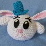 Easter Egg-Bunny ~ Amy Lynn Yarbrough – Crochet Spot
