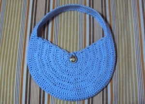 Perfect Fit Hobo Bag by Claire Ortega-Reyes for Crochet Spot
