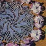 Petunias Doily ~ MomsLoveOfCrochet.com