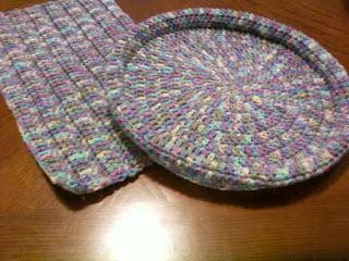 1 Skein Pet Bed ~ Crochet With Cris