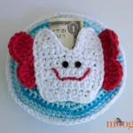 Toot Fairy's Tooth Pillow ~ Moogly
