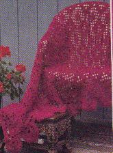Victorian Throw by MomsLoveOfCrochet.com