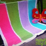 Amazing Grace Baby Blanket ~ Beatrice Ryan Designs