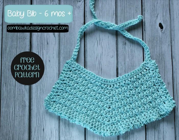 Baby Bib - 6 Mos + by Oombawka Design