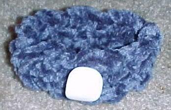 Chenille Bracelet by Crochet 'N' More