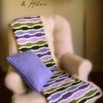 Wave Blanket ~ Lanas de Ana
