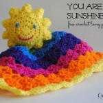 You Are My Sunshine ~ Cre8tion Crochet