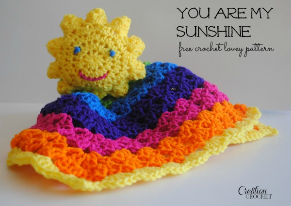 You Are My Sunshine by Cre8tion Crochet