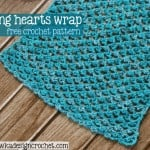 Loving Hearts Wrap by Oombawka Design