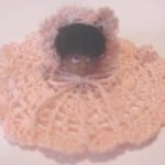 Peaches Doll Doily by Barbara Falcone for Crochet 'N' More