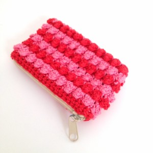Bobble Stitch Wallet by Annemarie's Crochet Blog