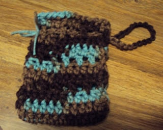 Soap Saver ~ Crochet With Cris