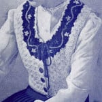 Peasant Gal Vest ~ Free Vintage Crochet