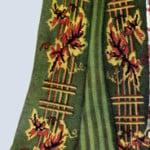 Vine & Trellis Afghan ~ Free Vintage Crochet