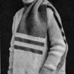 Scarf Pattern ~ Free Vintage Crochet