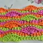 Bright Shells by Jane Green of Beautiful Crochet Stuff