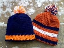 EZPZ Ski Hat by Snappy Tots